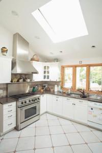 Cambiare la disposizione dei mobili in cucina