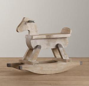 cavallo a dondolo vintasge, Baby&Child