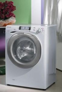 Il modello di lavatrice della Candy