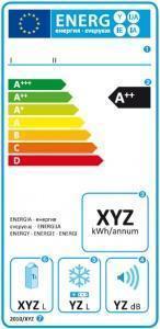 La nuova etichetta energetica per frigoriferi e congelatori
