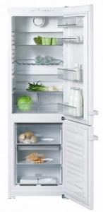 Il modello di frigorifero della Miele