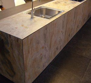 pavimenti gres - arredamento provenzale - Costruire Cucina