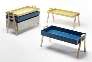 tavolino stack, living divani