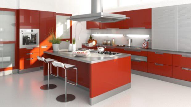 Rivestire decorare e illuminare la cucina - Decorare la cucina ...