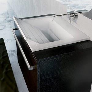 Elle Emme Ci: lavabo-lavatoio Zeus