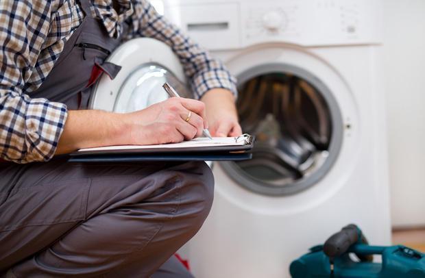Manutenzione straordinaria della lavatrice