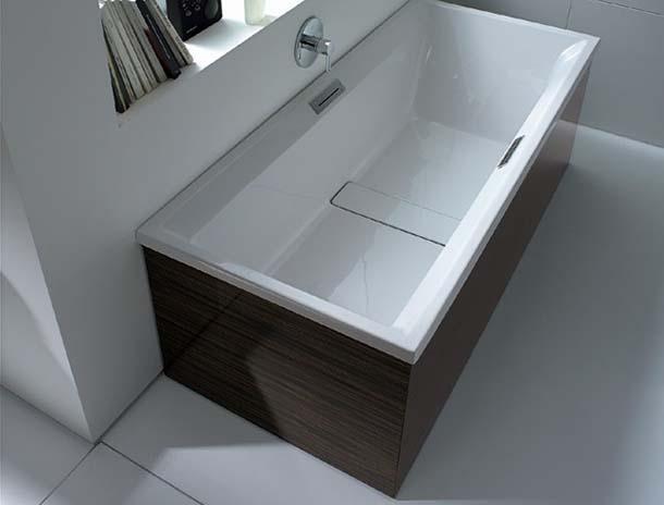 Installare la vasca da bagno - Vasca da bagno standard ...