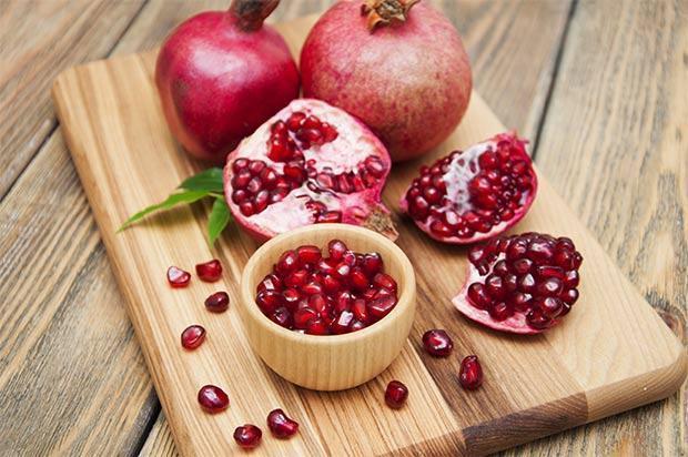 Melograno: Frutti e semi