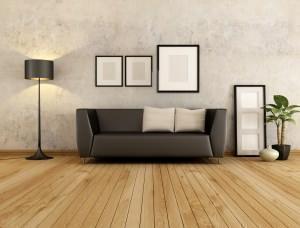 illuminazione zona divano