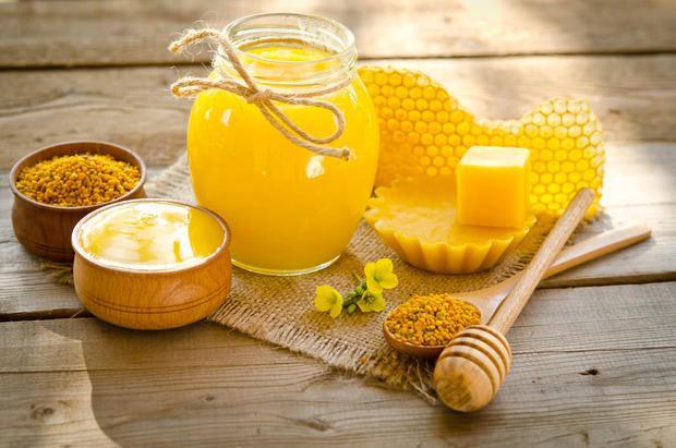 Prodotti naturali dalle api