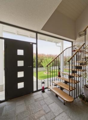 Casa prefabbricata fai da te in legno di Spazio Positivo: modello La Spezia, misura XXL