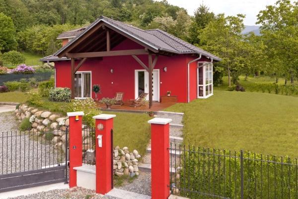 Casa Mia 85: case fa da te in legno di Spazio Positivo