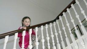 Le scale e i bambini
