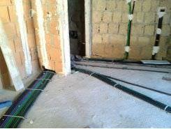 Impianti elettrici proporzionati corretta posa dei corrugati