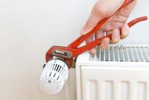 Manutenzione dei radiatori