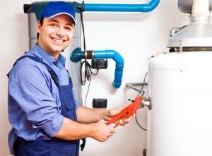 Tecnico per l'impianto di riscaldamento