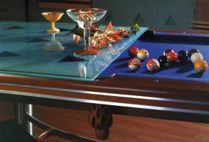 Tavolo da biliardo polifunzionale - Tavolo da biliardo trasformabile in tavolo da pranzo prezzi ...