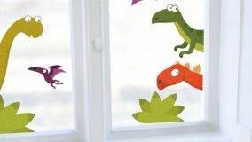 Dinosauri per la camera dei bambini