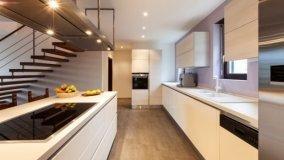 Scale interne e cucine sempre nuove