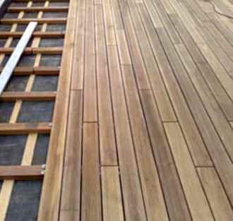 costruzioni a prova di salsedine usando l'Iroko come legno