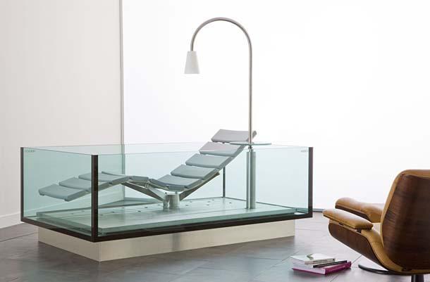 Vasca Da Bagno Trasparente : Vasche da bagno in vetro
