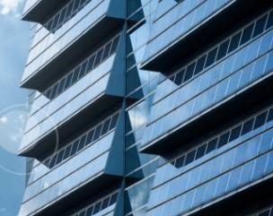 pannelli fotovoltaici come parapetti