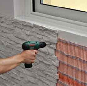 Rivestimenti termici la facilità del loro montaggio