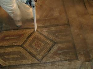pulizia pavimento, sabbiatura crigenica