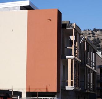 Un edificio che rispetta la ecosostenibilità