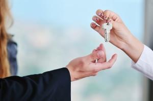 vendita di un immobile: comsegna delle chiavi