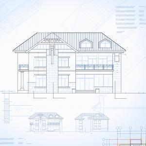 documenti per il certificatore energetico: disegni di pratiche edilizie passate