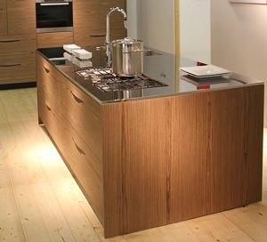 Cucine moderne dal design particolare for Piccola cucina a concetto aperto