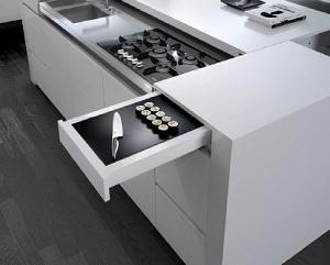 Cucine moderne dal design particolare
