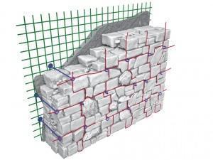 Fibre Net: Fibrebuild Reticola