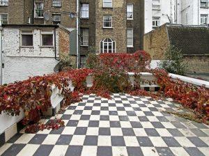 terrazzo sopra locali abitati