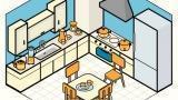 Elettrodomestici, componenti e accessori per l'ambiente cucina