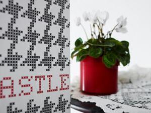 my home is my castle - particolare di carta da parati di Lars Cortzen