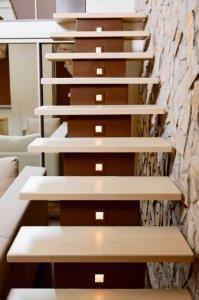 Scale interne minimaliste - Scale interne piccoli spazi ...