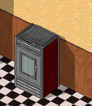 Stufe a pellet come installarle - Stufe a pellet senza corrente ...