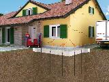 Consolidamento fondazioni e terreno con micropali (foto di Novateck)