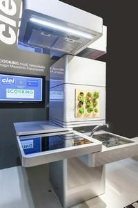 Salone 2013. Clei, Ecooking