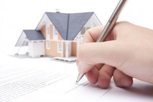 contratto con agenzia immobiliare
