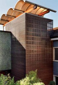 parete ventilata in legno galimberti