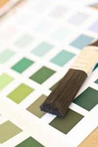 gamma dei colori del piano