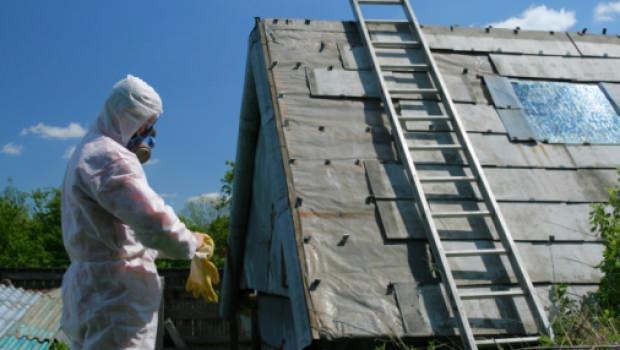 Riconoscere l'amianto e come intervenire