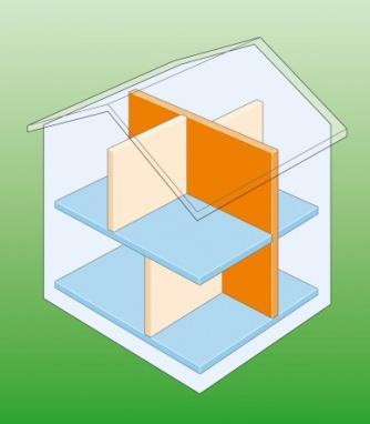 isolamento partizioni verticali
