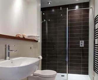 Un bagno moderno
