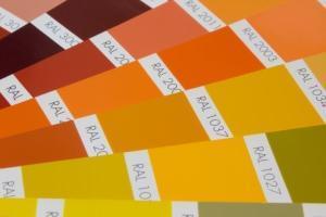 Scala di colori RAL