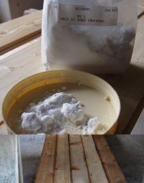 trattamento ai sali di boro (dispensa   Stefania Verona Presidente Sezione Bioarchitettura di Lucca)