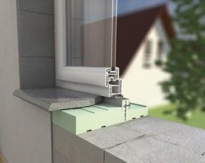 Soluzioni per ponti termici davanzali - Davanzali interni ...